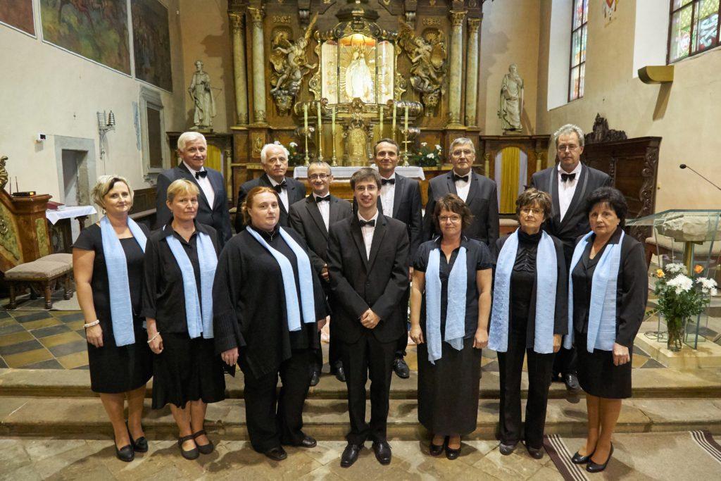 Královédvorský chrámnový sbor
